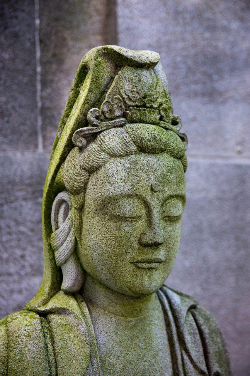 Panthéon Bouddhique / Guimet Museum