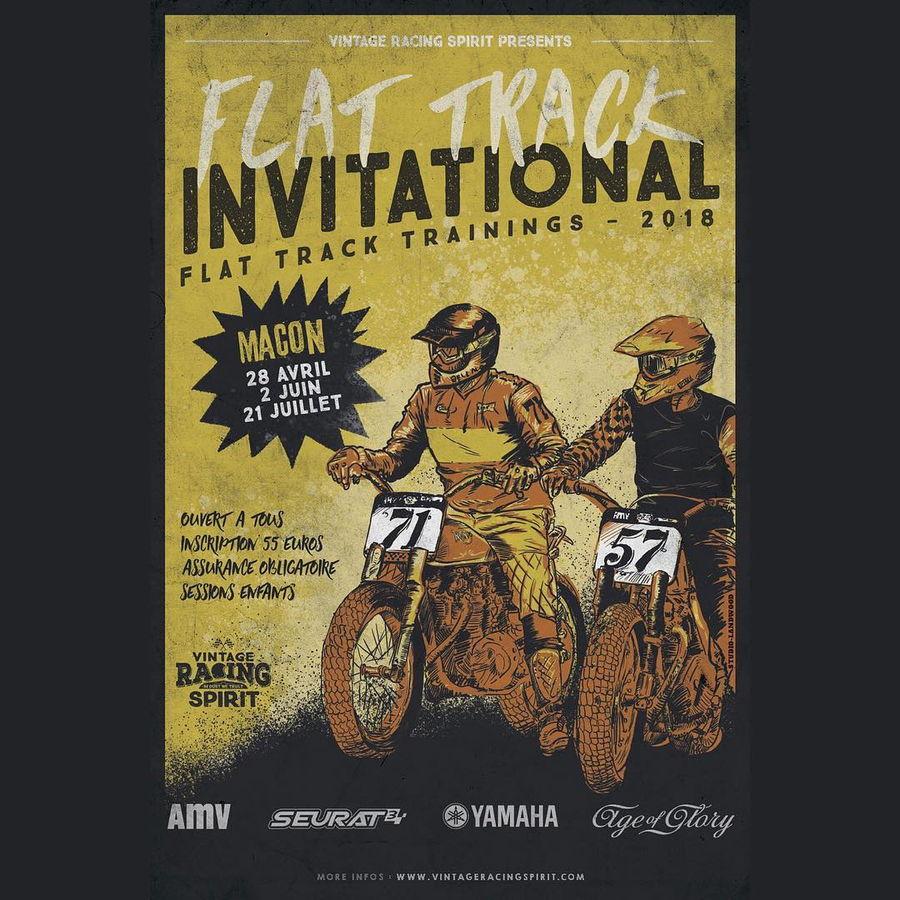 Flat Track Invitational 2