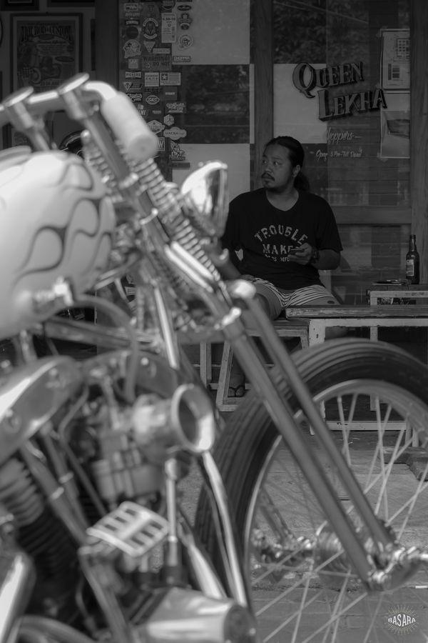 Queen Lekha Choppers – Yogjakarta