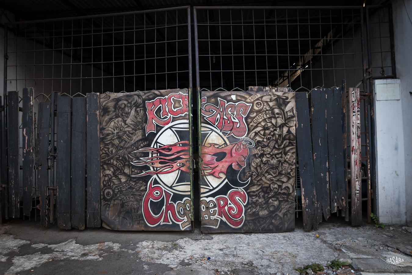 Kickass Choppers – Jakarta