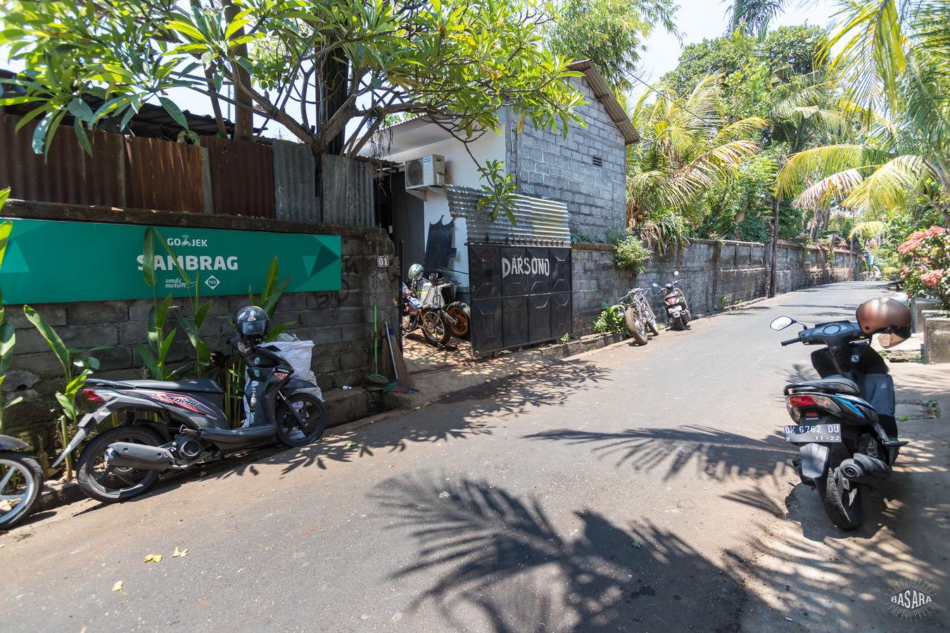 Zambrag Garage – Bali